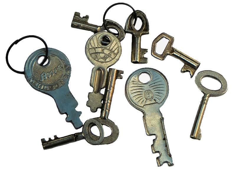 Alte Schlüssel Nachmachen
